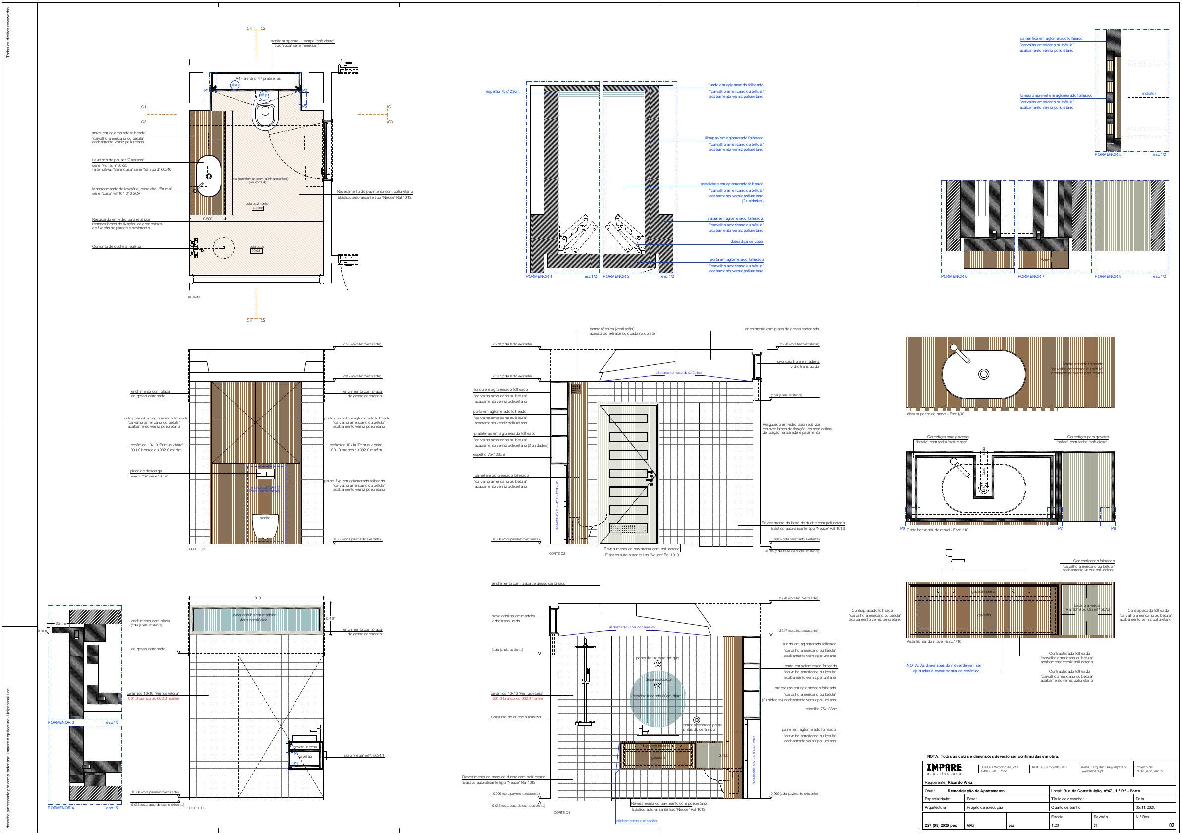 Impare_Arquitectura F02 - Quarto de banho - pex20