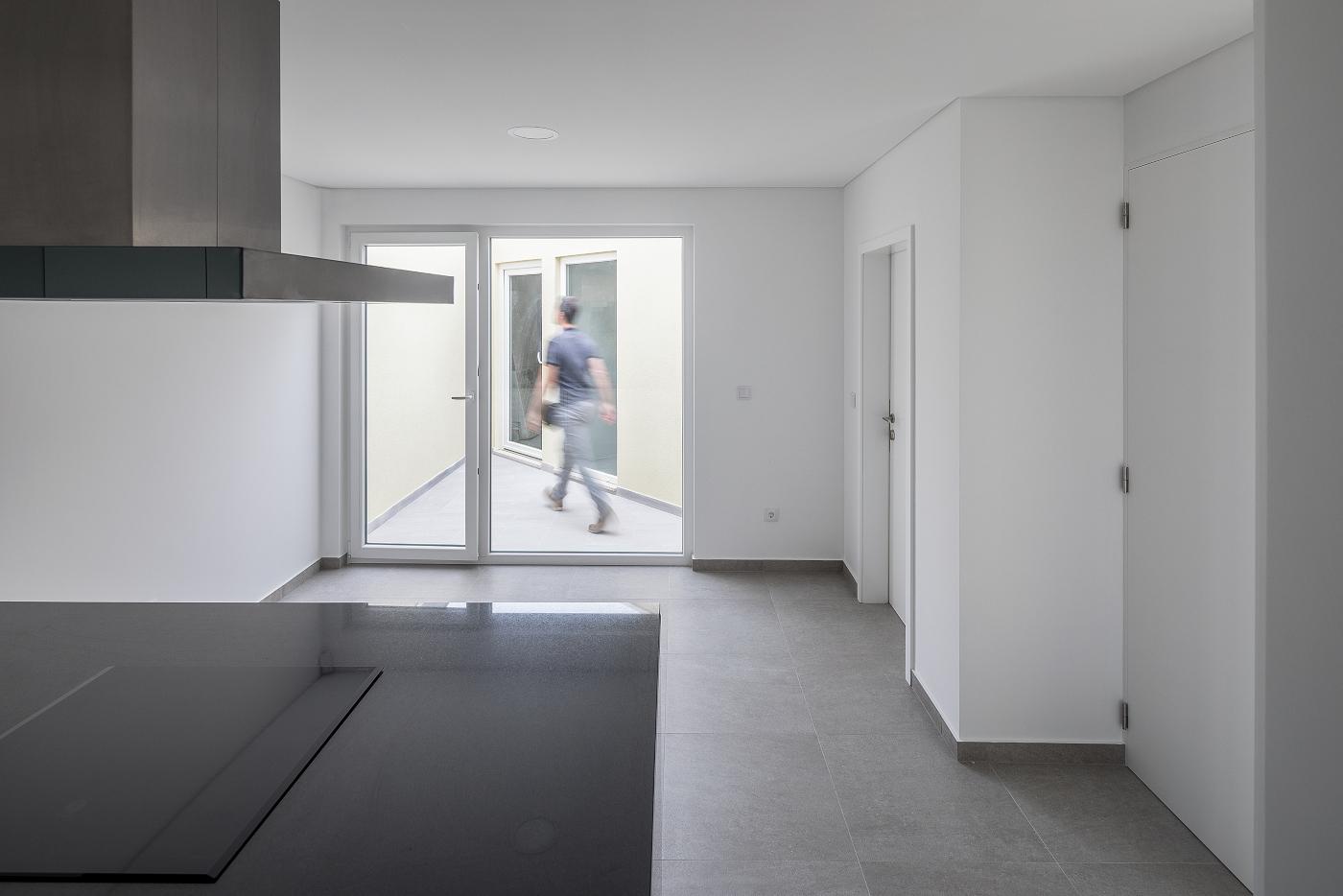 Reportagem Fotografia  arquitectura portuguesa fotografo Ivo tavares studio  moradia porto de Impare Arquitectura